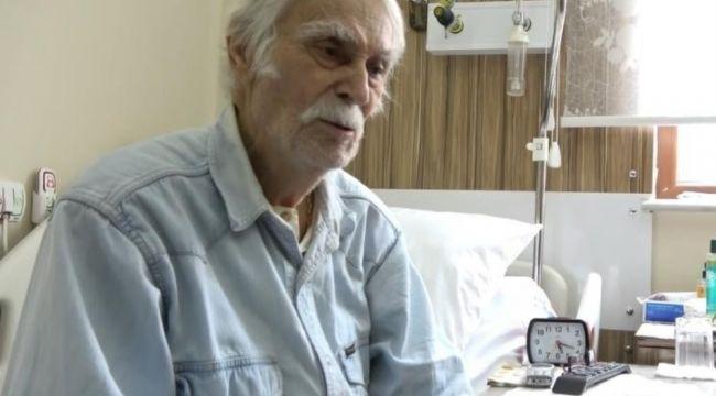 Eşref Kolçak'ın vefatıyla ilgili ilk açıklama hastaneden geldi