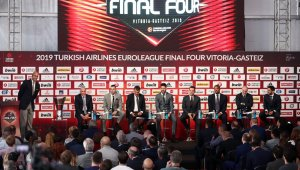 Final Four basın toplantısı yapıldı