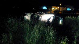 Hasankeyf yolunda kaza: 1'i ağır 4 yaralı
