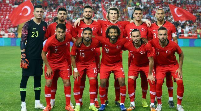 Hazırlık maçı: Türkiye: 2 - Yunanistan: 0