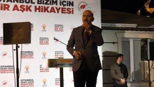 İçişleri Bakanı Soylu'dan YSK'nın gerekçeli kararına ilişkin açıklama