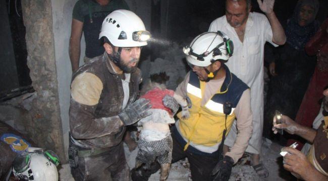 İdlib'de yine kan ve gözyaşı: 11 ölü