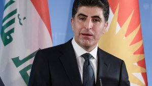 IKBY'nin yeni başkanı Barzani