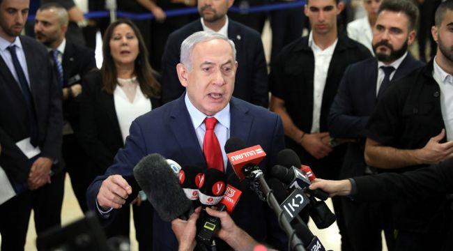 İsrail 17 Eylül'de erken seçime gidiyor