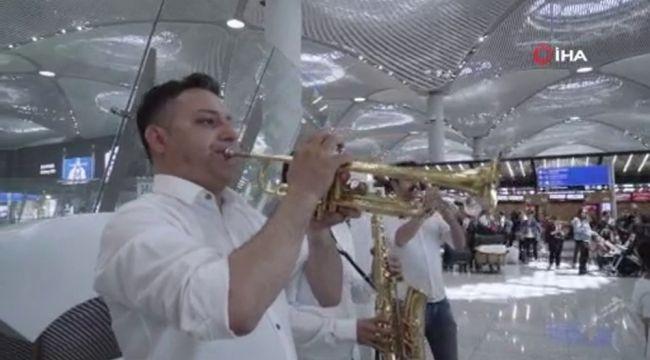 İstanbul Havalimanı'nda 19 Mayıs konseri