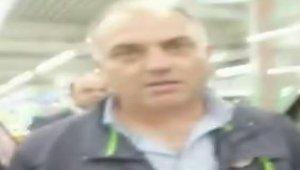 İstanbul Havalimanı'nda taksiciler UBER'ciye saldırdı