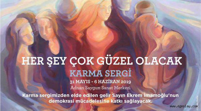 İzmir'de 'Her Şey Çok Güzel Olacak' temalı resim, heykel ve seramik sergisi açılıyor