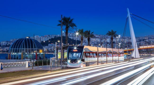 İzmir Tramvayı '35 milyon' dedi