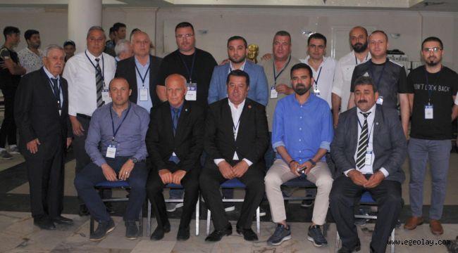 İzmirspor'da Yeni Yönetim