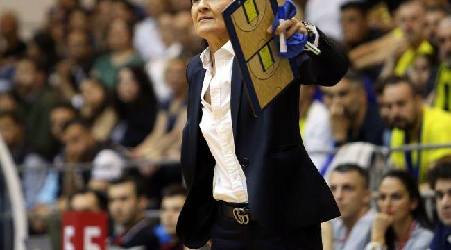 Kadınlar Basketbol Ligi'nde şampiyon Fenerbahçe