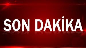 Kayaşehir'de bir sitenin istinat duvarı çöktü