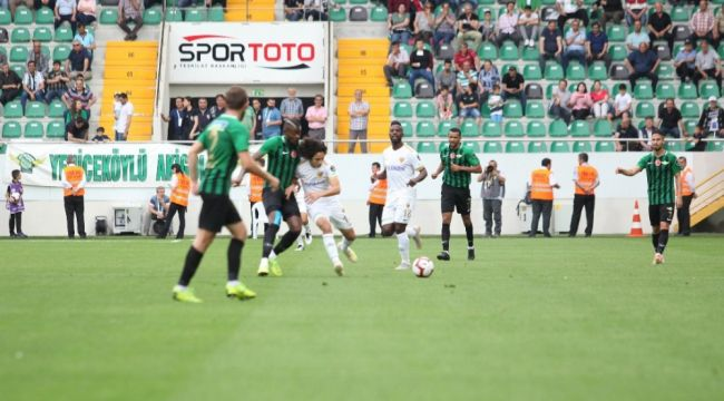 Kayserispor 17 maçta 17 puan topladı