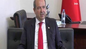KKTC'nin yeni Başbakanı Ersin Tatar göreve başladı