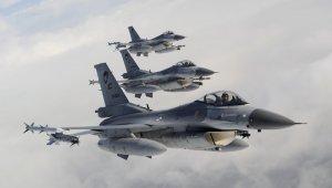 Kuzey Irak'ta terör hedefleri tam isabetle vuruldu