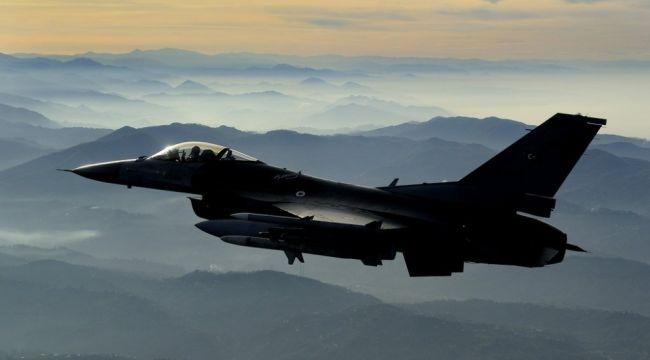 Kuzey Irak'taki terör hedefleri tam isabetle vuruldu