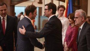 Kuzey Makedonya'da yeni kabine gerginliği