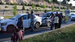 Malatya'da zincirleme trafik kazası