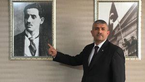 MHP İzmir İl Başkanı Veysel Şahin Ege Olay'a Özel Açıklamalarda Bulundu