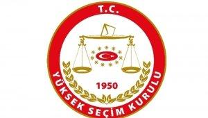 Nisan ayının gündemini Yüksek Seçim Kurulu belirledi