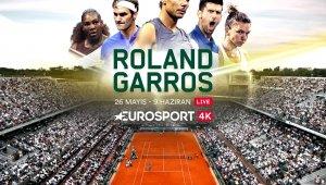 Roland Garros'a özel 4K yayın
