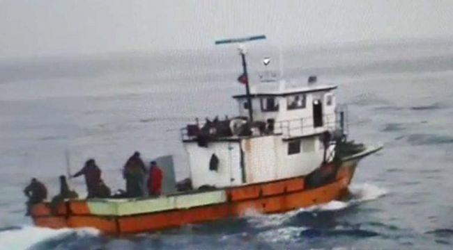 Roman sahil güvenliği Türk balıkçı teknesini vurdu: 3 yaralı