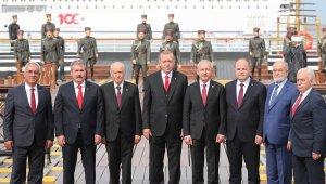 Samsun'da 19 Mayıs kutlamasına damga vuran