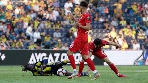 Spor Toto Süper Lig: Fenerbahçe: 1 - Antalyaspor: 1