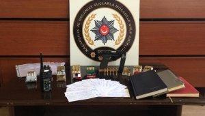 Tekirdağ'da suç örgütüne operasyon: 11 gözaltı