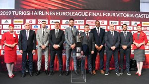 THY Euroleague Final Four heyecanı başlıyor