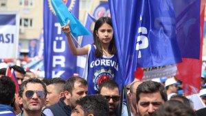 """Türk-İş Genel Başkanı Atalay: """"Sendikalar partilerin arkasına sığınmasın"""""""