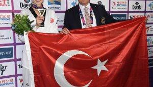 Türk taekwondosu yoluna emin adımlarla devam ediyor