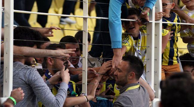 Valbuena, Kadıköy'e veda etti