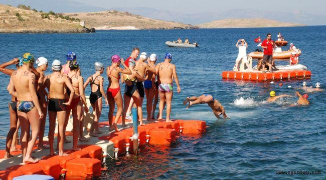 1 Temmuz Denizcilik Bayramı Urla'da Yüzme Yarışıyla Kutlanacak