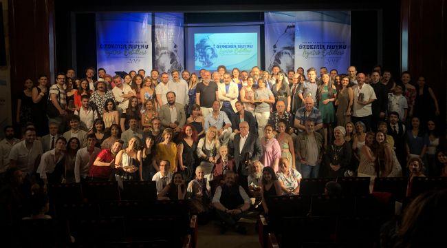 2. Özdemir Nutku Tiyatro Ödülleri sahiplerini buldu
