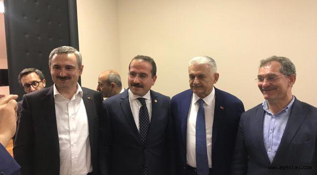 AK Partili Kırkpınar İstanbul'da sahaya indi