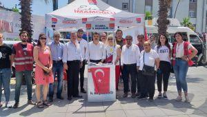 Başkan Kırgöz'den İmamoğlu Mesaisi