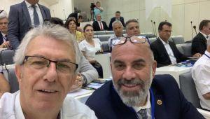 Başkan Mehmet Eriş, Ege Belediyeler Birliği İkinci Başkan Vekili Oldu