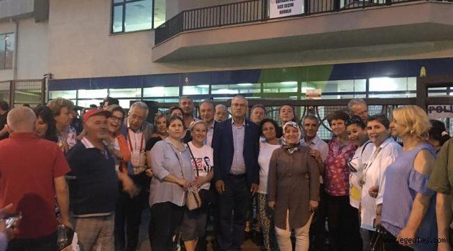 CHP'li Kani Beko; Mücadelemiz Yükseliyor!