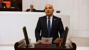 CHP'li Polat Sordu;Bakan Müjdeyi Verdi