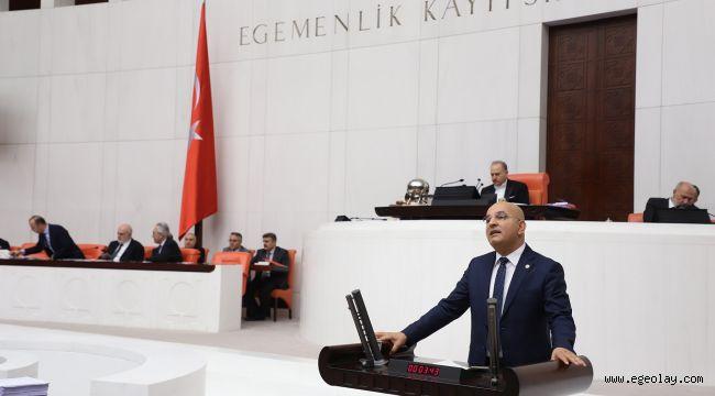 CHP'li Polat'tan Öykü Arin Önergesi