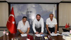 Çiğli'de Memur Toplu Sözleşme İmzalandı