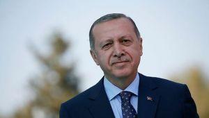 Cumhurbaşkanı Erdoğan'dan Jandarma Genel Komutanlığına kutlama mesajı