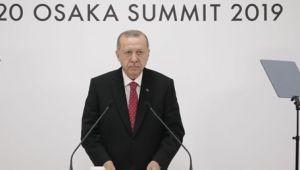 Cumhurbaşkanı Erdoğan G-20'yi değerlendirdi