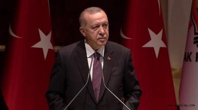 Cumhurbaşkanı Erdoğan: 'Türkiye S-400 savunma sistemlerini alacaktır'demiyorum, almıştır