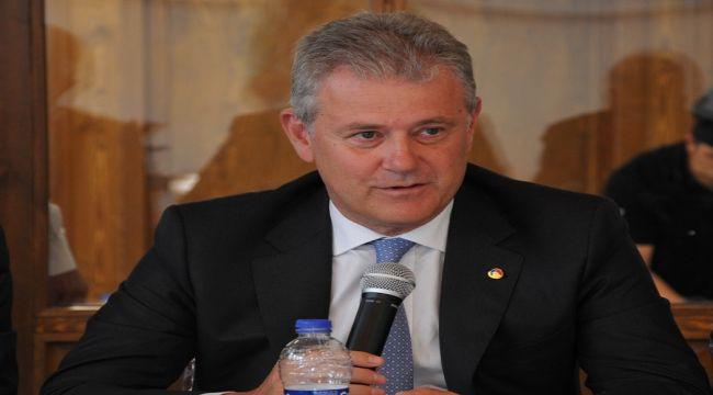 EGİAD Danışma Kurulu'nun Yeni Başkanı Mahmut Özgener Oldu