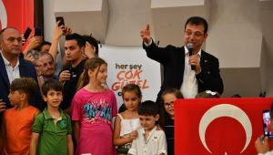 Ekrem İmamoğlu: 24 Haziran'dan sonra ilk yurt dışı gezimi Balkanlar'a yapacağım