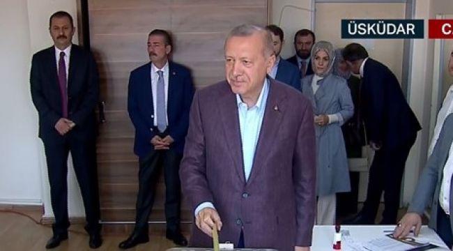 Erdoğan: Bu şekilde yapılmamalıydı, seçmen en isabetli kararı verecektir