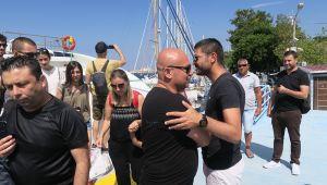 Foça-Mordoğan-İzmir Deniz Seferleri Başladı