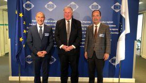 İzmir-Avrupa işbirliği için dev adımlar