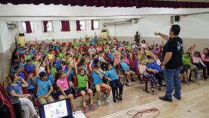 İzmir'e 3000 gönüllü 'Su Elçisi'